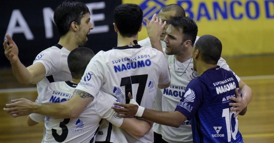 Corinthians venceu o Botafogo neste domingo