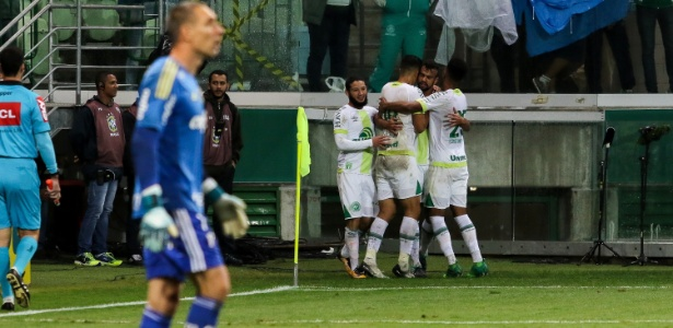 Chape tem sido equipe difícil de se enfrentar para o Palmeiras nas últimas temporadas