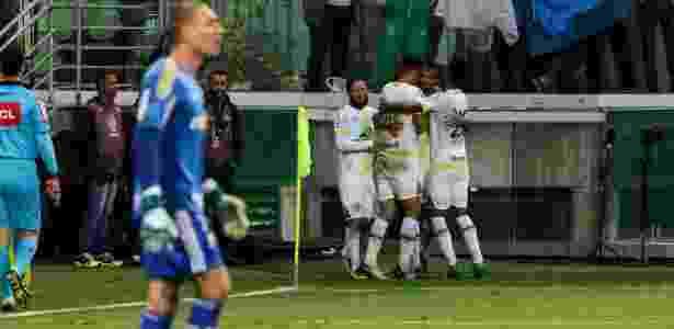 Chape tem sido equipe difícil de se enfrentar para o Palmeiras nas últimas temporadas - Marcello Fim/Raw Image/Estadão Conteúdo
