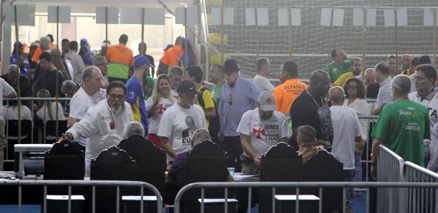 Eleição do Vasco tem novos indícios de irregularidades e está longe de uma decisão final