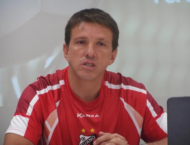 Juninho Paulista possui a gestão do Ituano desde 2009 e até 2030