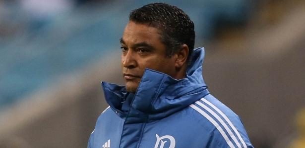 Roger Machado vive constantes altos e baixos desde que chegou ao Palmeiras