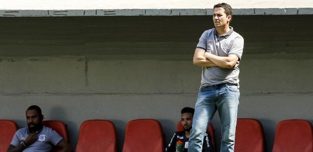 Osmar Loss aprova versatilidade de chileno, mas não confirmou contratação - Rodrigo Gazzanel/Agência Corinthians