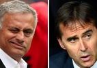 Trocar de técnico é ruim? Para Manchester United e Real Madrid, deu certo - Dan Istitene/Getty Images e Gabriel Bouys/AFP