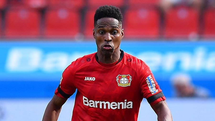 Ex-lateral do Grêmio, Wendell está no Bayer Leverkusen há quase sete anos - Revierfoto/picture alliance via Getty Images