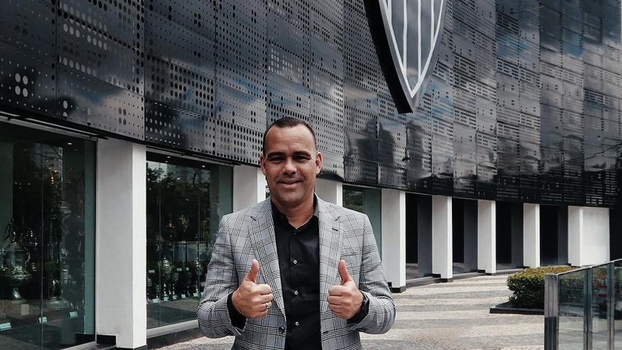 Rafael Dudamel, novo treinador do Atlético-MG, diz se inspirar no futebol colombiano - Divulgação/Atlético-MG
