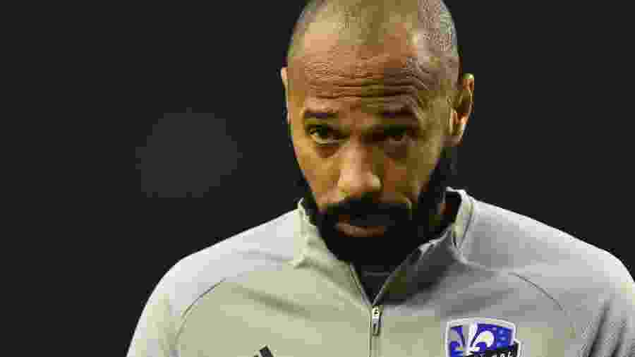 Técnico do Montreal Impact, Thierry Henry - Minas Panagiotakis/Getty Images