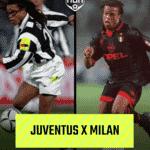 Futebol Muleke - Juventus x Milan 5 - Arte/UOL