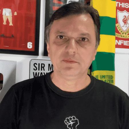 """""""Foi pior do que a gente poderia imaginar"""", disse Mauro Cezar Pereira, sobre o clássico disputado ontem - Reprodução/UOL"""