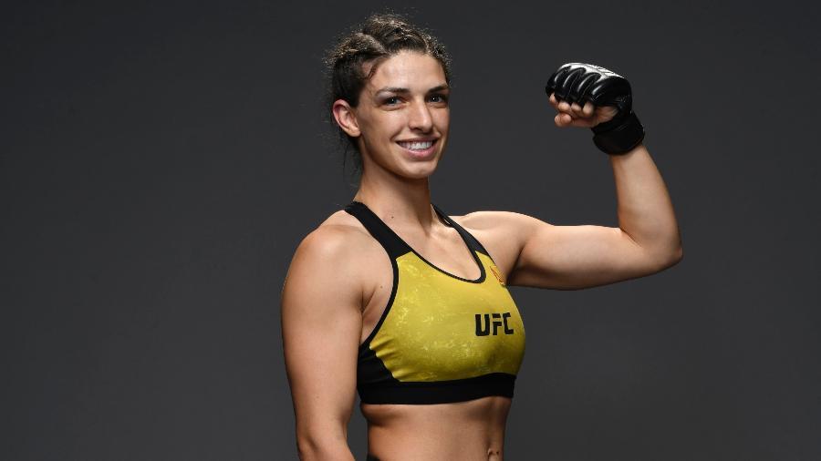 Mackenzie Dern vive grande fase no UFC - Mike Roach/Zuffa LLC via Getty Images