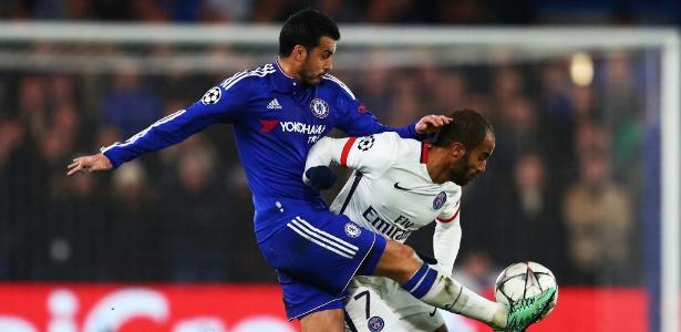 Paris Saint-Germain avançou às quartas da Liga dos Campeões ao eliminar o Chelsea