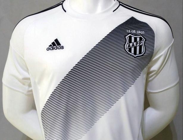 Camisa 1 estreia já no sábado, em jogo contra a Chapecoense