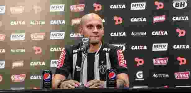 Fábio Santos, lateral esquerdo do Atlético-MG - Bruno Cantini/Atlético MG/Divulgação