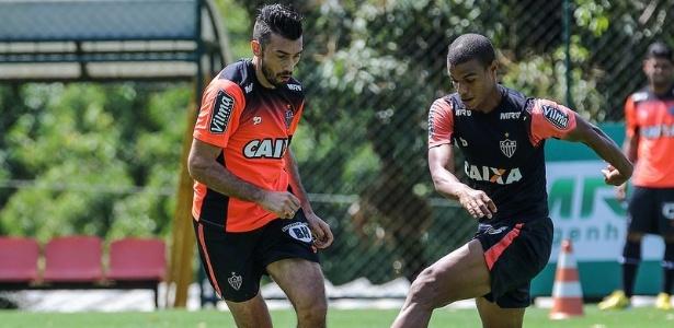 Dátolo já está treinando normalmente no Atlético-MG