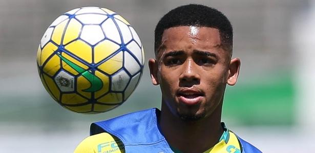 Com 19 anos, Gabriel Jesus era um dos desejos de Guardiola. O City contratou o brasileiro