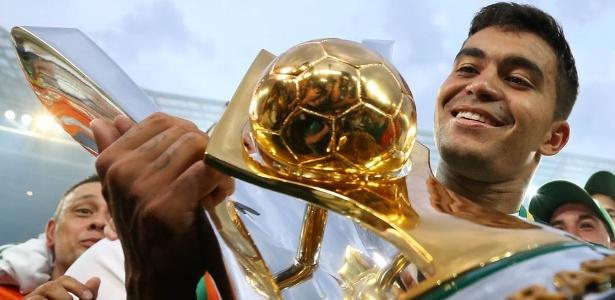 Dudu é a grande aposta de Edmundo para o sucesso do Palmeiras em 2017
