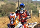 Brasileiro que abandonou Dakar em 2016 com fratura vence 1ª etapa de 2017 - Divulgação