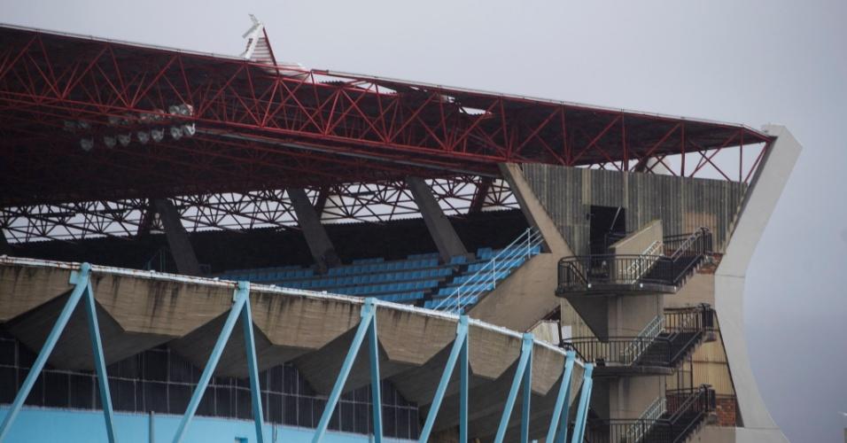 Local receberia partida entre Celta de Vigo e Real Madrid neste domingo (05)