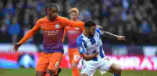 Fernando jogou pouco com Pep Guardiola - Gareth Copley/Getty Images