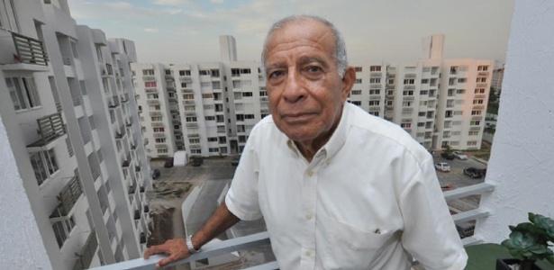 Marcos Coll tinha 81 anos; em 1962, fez um gol olímpico diante da União Soviética