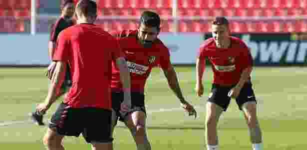 Ángel Gutiérrez/Atlético de Madri