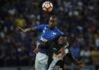 Cruzeiro aguarda CBF para escalar Dedé, poupado de treino, contra o Santos - Pedro Vale/AGIF