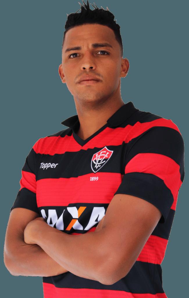 Aderllan Leandro de Jesus Santos, zagueiro do Vitória