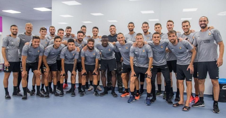 Ronaldo Valladollid Campeonato Espanhol
