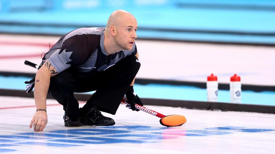 Ryan Fry (foto) e companheiros compareceram alcoolizados a evento no Canadá; em nota, atleta se desculpou - Paul Gilham/Getty Images