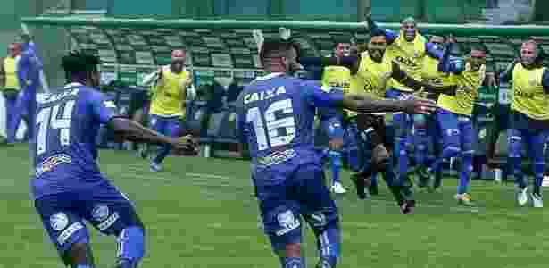 CSA venceu o Juventude por 4 a 0 e conquistou o acesso à Série A do Brasileirão - CSA/Divulgação