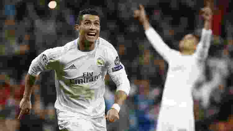 Cristiano Ronaldo Real Madrid Wolfsburg - Juan Medina/Reuters - Juan Medina/Reuters