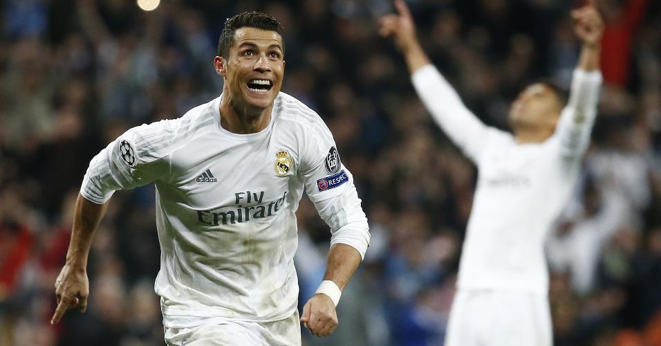 Cristiano Ronaldo Real Madrid Wolfsburg Liga dos Campeões 2016