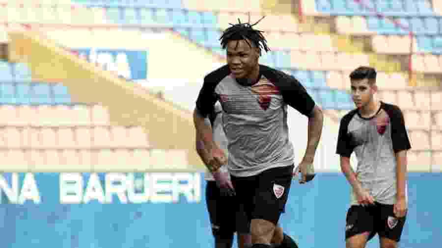 JEFFERSON VIEIRA/OESTE FC