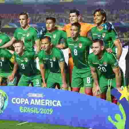 Goleiro da Bolívia ouviu gritos homofóbicos em estreia do Brasil na Copa América - AFP