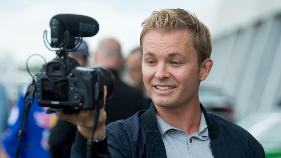 Nico Rosberg, durante participação em evento - Hendrik Schmidt/picture alliance via Getty Images