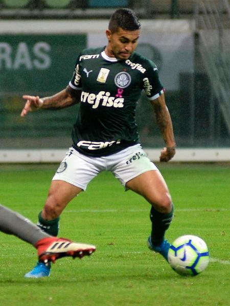 Dudu, atacante do Palmeiras - Bruno Ulivieri/AGIF