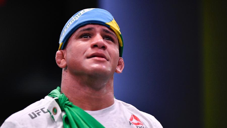 Gilbert Durinho, atleta do UFC - Jeff Bottari/Zuffa LLC
