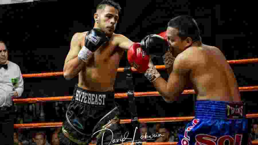 Boxeador australiano Benjamin Hussain - Reprodução / Instagram