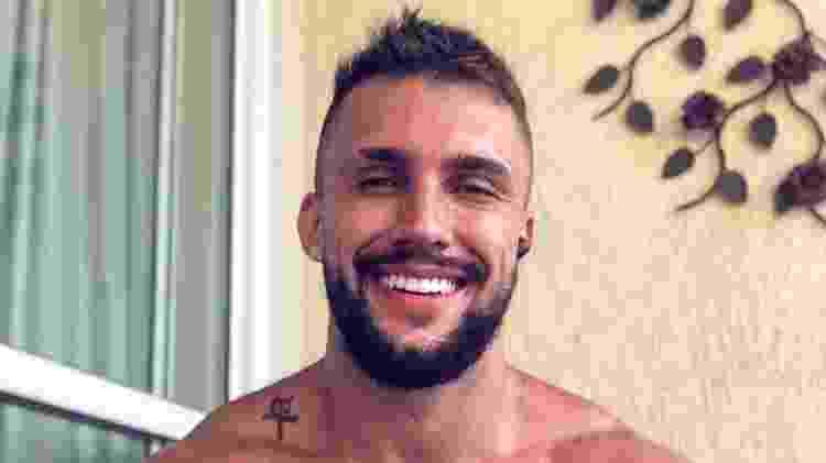Arthur Picoli, participante do BBB 21 - Reprodução/Instagram - Reprodução/Instagram