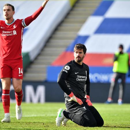 Liverpool perdeu as últimas seis partidas em casa pela Premier League - Paul Ellis - PA Images/PA Images via Getty Images