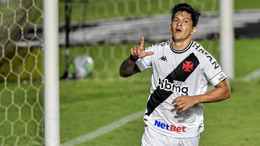 Cano, atacante do Vasco - Thiago Ribeiro/Thiago Ribeiro/AGIF