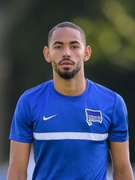Matheus Cunha tem contrato com o Hertha até junho de junho de 2025  - Mathias Renner/City-Press via Getty Images