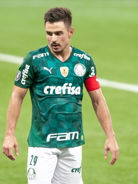 Willian entrou no segundo tempo e marcou após rebote, mas gol foi anulado - Marcello Zambrana/AGIF