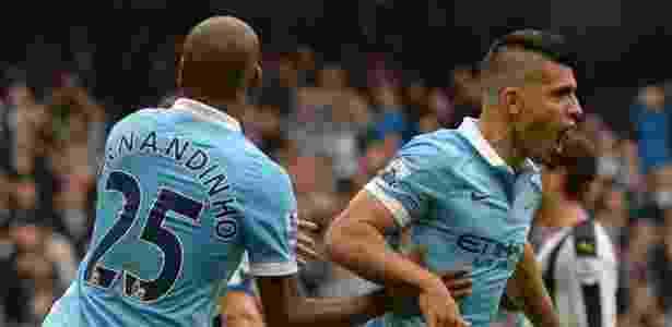 Argentino espera chega de Guardiola para deixar Manchester City mais forte - OLI SCARFF/AFP