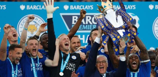 Leicester foi campeão, mas apenas o quinto time que mais recebeu dinheiro da liga
