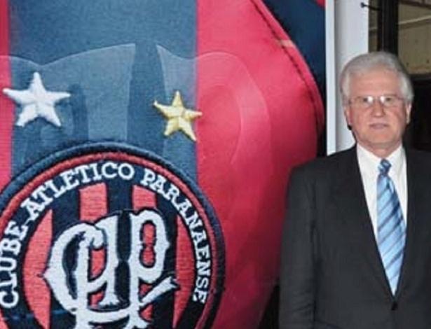 Ex-presidente Marcos Malucelli foi banido do clube por contratação polêmica
