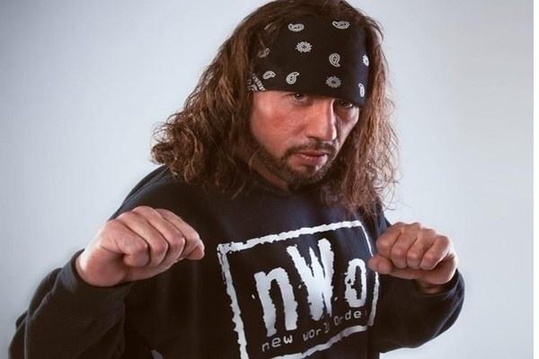 X-Pac, lenda do WWE