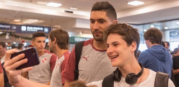 Independiente já está no Rio de Janeiro para a final da Sul-Americana