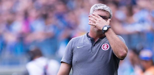 O Inter precisa vencer a Chapecoense para deixar a zona de rebaixamento