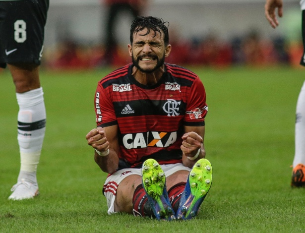 Henrique Dourado lamenta mais uma chance perdida no Campeonato Brasileiro 2018